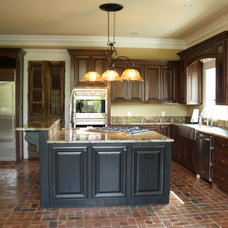 Traditional Kitchen by Cowan Incorporated