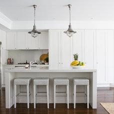 Traditional Kitchen by Denai Kulcsar Interiors