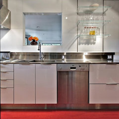contemporary kitchen by Roost Interior Design