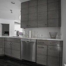 Contemporary Kitchen by Cabinets Of Atlanta Inc.