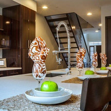 Contemporary Kitchen by Lux-Living Homes