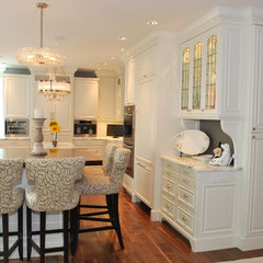 contemporary kitchen by WoodWorks INC.