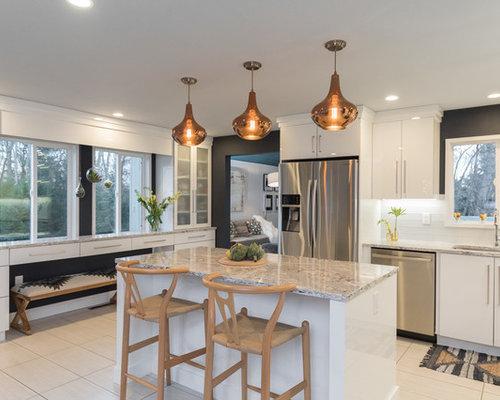Kitchen With Quartz Countertops Design Ideas Amp Remodel