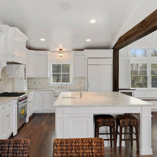Traditional Kitchen by Platinum Designs, LLC - Ian G. Cairl, Designer