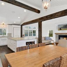 Traditional Kitchen by Platinum Designs, LLC - Ian G. Cairl, Designer