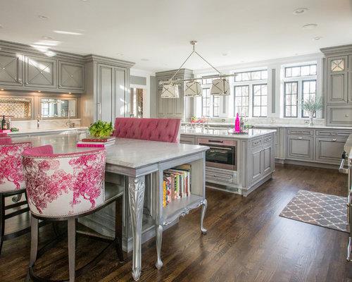 Shabby-Chic Style Kitchen Design Ideas, Renovations