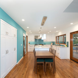 Luxurious Kitchen Remodel with Chef's range