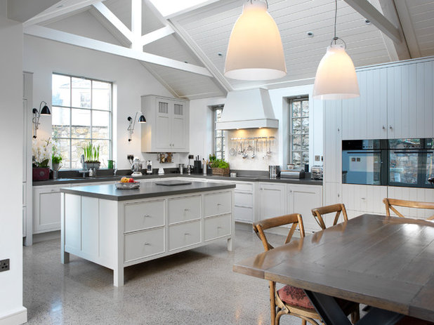 Contemporary Kitchen by Newcastle Design