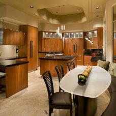 Asian Kitchen by IMI Design, LLC