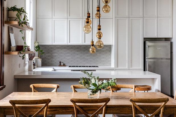 Transitional Kitchen by Taylor Made 4 U