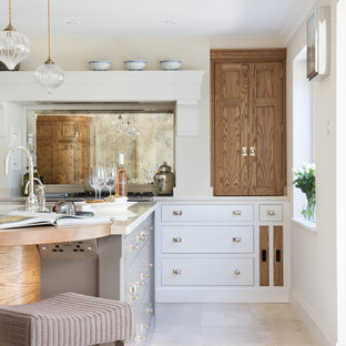 Luxury Bespoke Kitchen | Hadley Wood