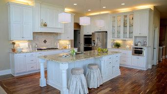 Luxury Classic White Kitchen