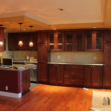 Traditional Kitchen by N.E.A. Construction - Architects & Master Builders