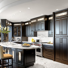 Contemporary Kitchen by Edwin Pepper Interiors