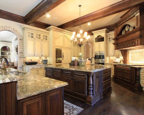 Luxury Kitchen Design Home Design Ideas Pictures Remodel