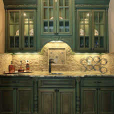 Traditional Kitchen by Alex Custom Homes, LLC