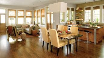 Luxury Hardwood Flooring Gallery