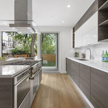 Luxury Kitchen Park Slope Townhouse