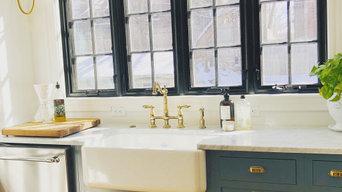 Luxury Kitchen Remodel in Coolidge Corner