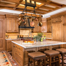 Mediterranean Kitchen by Smith Brothers