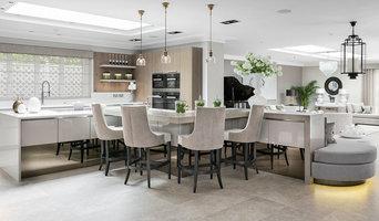 Luxury Kitchen With Garden Views