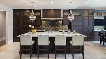 Luxury Kitchen with Swarovski crystal Hardware