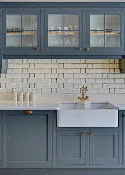 Di transizione Cucina by Robert Rhodes Architecture + Interiors