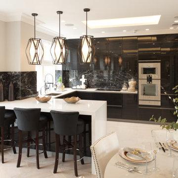 Luxury London Interior