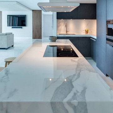 Luxury Miami Beach Project - Featuring NEOLITH and 2ID Interiors