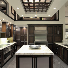 modern kitchen by Michael Laurenzano Photography