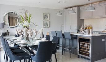 Luxury Surrey Kitchen with Island
