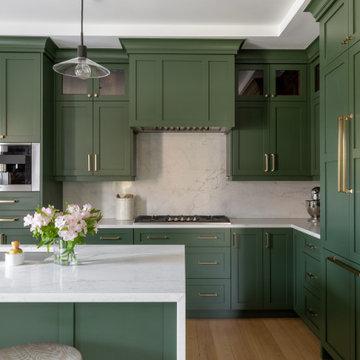 Kitchen Remodel - Ann Arbor, MI