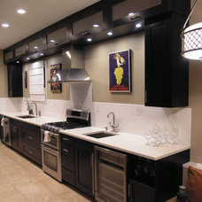 Contemporary Kitchen Cabinets by LarzCabinet