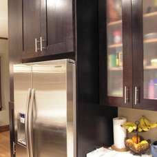 Contemporary Kitchen Cabinetry by LarzCabinet
