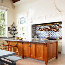 Traditional Kitchen by J.P. Lindstrom Inc.