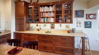 Lyptus Shaker Kitchen