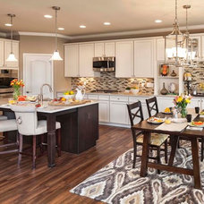 Traditional Kitchen by M/I Homes