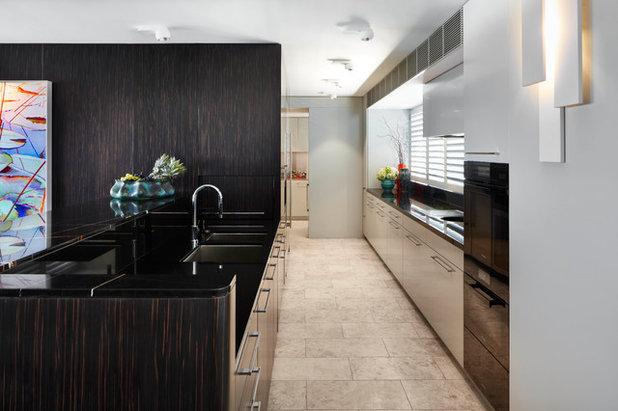 Contemporary Kitchen by archer design