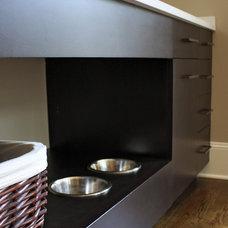 Contemporary Kitchen by Liquid Design