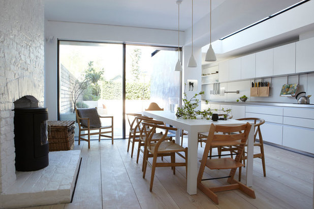 Scandinavian Kitchen by Graham Atkins-Hughes Photography