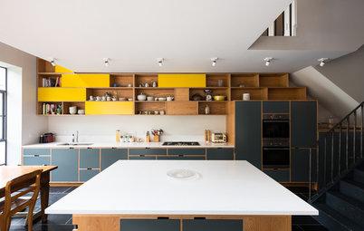 Ugens rum: Et køkken på fire plan med masser af personlighed
