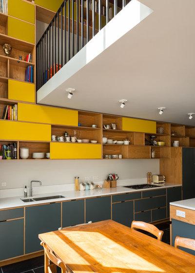 Modern Küche by MW Architects