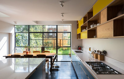 Stickybeak of the Week: A Kitchen With a Taste of Something New
