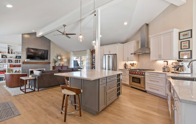 Baby Boomers Address Aging Needs in Kitchen Remodels