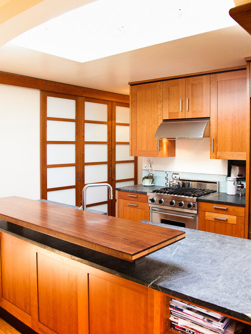 Asian kitchen design ideas remodel pictures houzz for Asian kitchen cabinets design