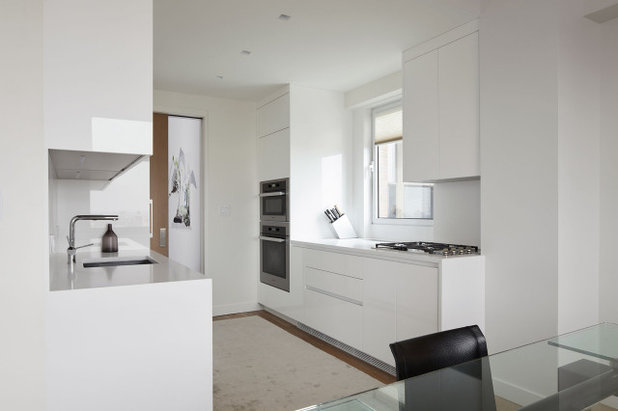 Contemporary Kitchen by Gregory Hitchcock Design