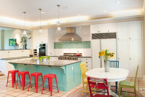 Modern Kitchen by Tammara Stroud Design