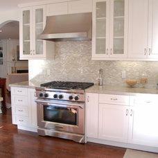 Traditional Kitchen by Dennis Adams Designs