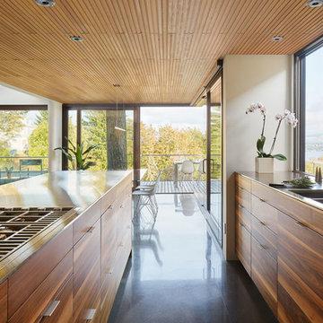 Madrona House Kitchen