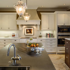 Traditional Kitchen by Jenny Martin Design